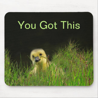 """""""You Got This"""" Gosling Mouse Pad"""