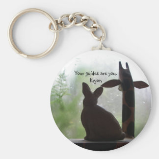 You Guides Key Ring