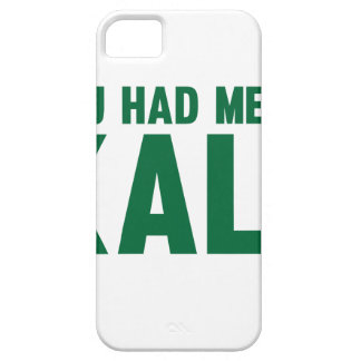 You Had Me At Kale iPhone 5 Cases