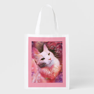 You Had Me at Tuna - Reusable Grocery Bag