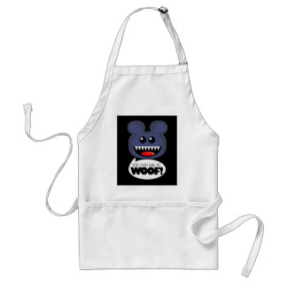 YOU HAD ME AT WOOF! APRONS