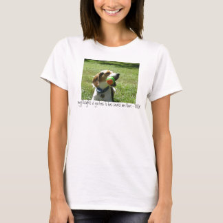You Hav To Has Snaks and Lov T-Shirt