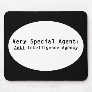 You have a very special position in the company mouse pad