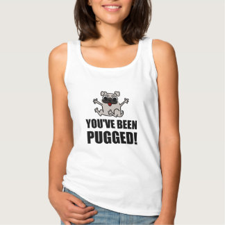 You Have Been Pugged Singlet