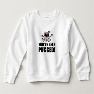 You Have Been Pugged Sweatshirt
