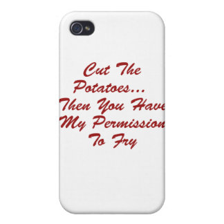 You Have My Permission To... Covers For iPhone 4