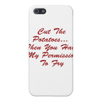 You Have My Permission To iPhone 5 Case