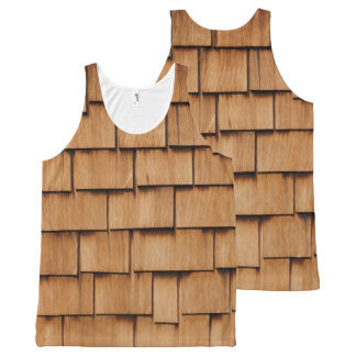 YOU HAVE SHINGLES All-Over PRINT SINGLET