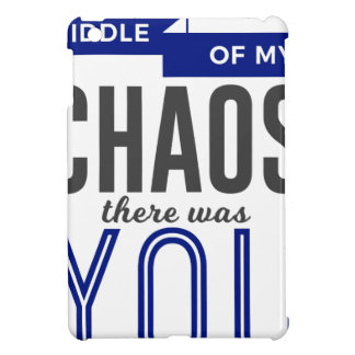 You In The Chaos Cover For The iPad Mini