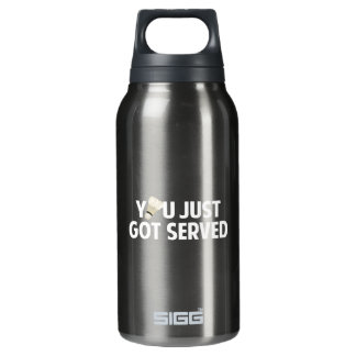 You Just Got Served 0.3 Litre Insulated SIGG Thermos Water Bottle