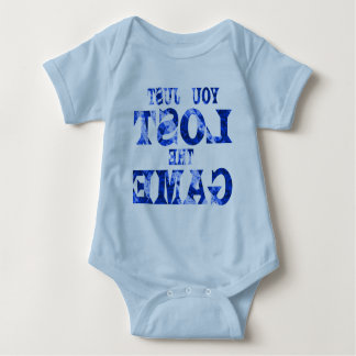 You just lost the game Internet meme Baby Bodysuit