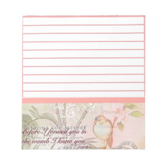You knew me notepads