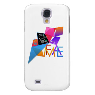 You Know You Love This FAME Galaxy S4 Case