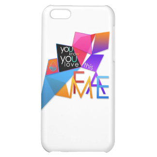 You Know You Love This FAME iPhone 5C Case