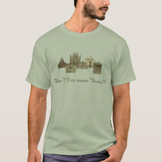 You know you're an architecture student when..... T-Shirt