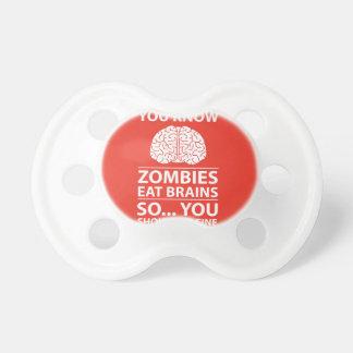 You Know - Zombies Eat Brains Joke Dummy