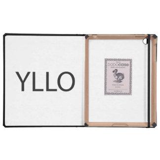 You Lie Like Obama ai iPad Folio Case