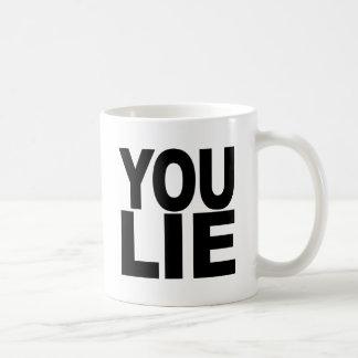 You Lie Mugs
