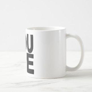 You Lie Coffee Mugs