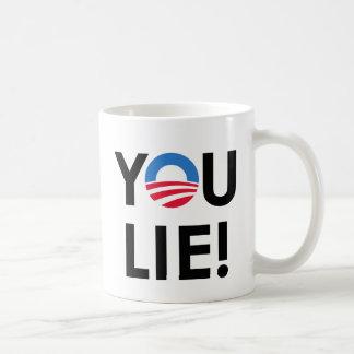 YOU LIE T-SHIRT & GIFTS COFFEE MUGS