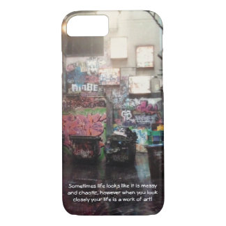 You life is a work of ART! iPhone 8/7 Case