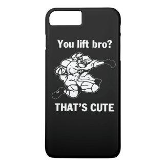 You lift bro? iPhone 7 plus case