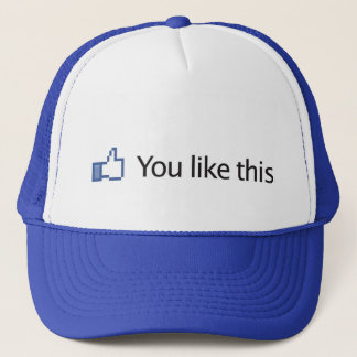 you like this thumbs up hat