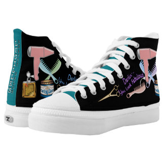 You Look Fabulous - Personalised High Tops