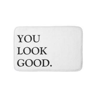 you look good bathmat bath mats