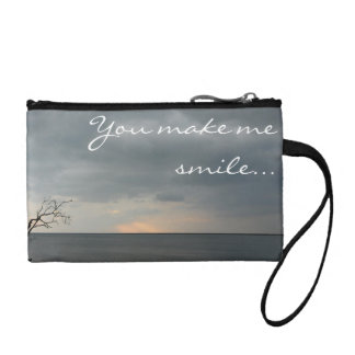 You make me smile...even when the skies are grey! coin wallets
