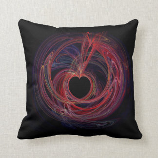 You make my heart so happy pillow
