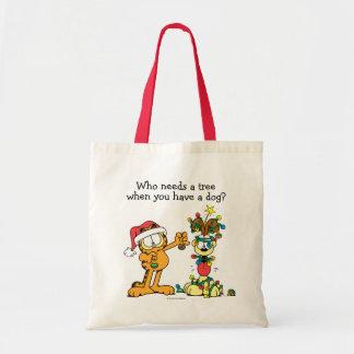 You Make the Holidays Happier Tote Bag