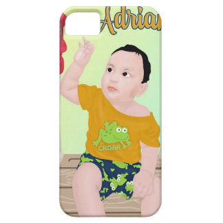 YOU MARRY WITH CARICATURE DESIGN CASE FOR THE iPhone 5