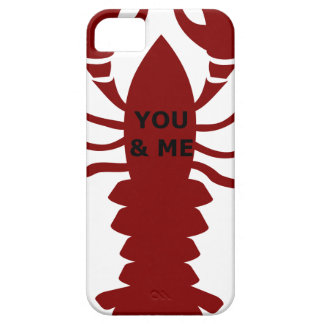 You & Me are Lobsters Case For The iPhone 5