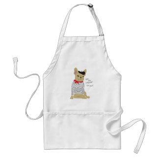 You, me, cheese? standard apron
