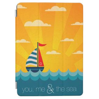 You Me & The Sea iPad Air Cover