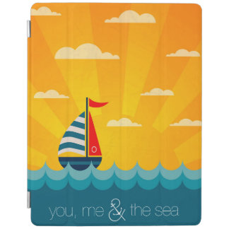 You Me & The Sea iPad Cover