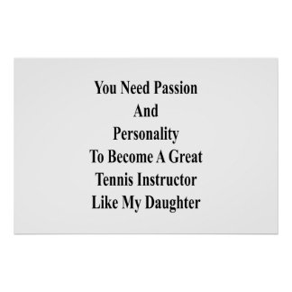 You Need Passion And Personality To Become A Great Poster