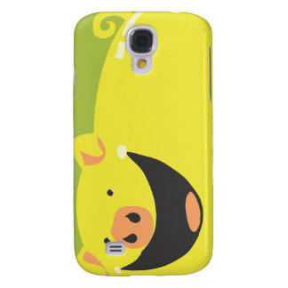YOU NEED THIS STUPID SMILING PIG! GALAXY S4 CASES