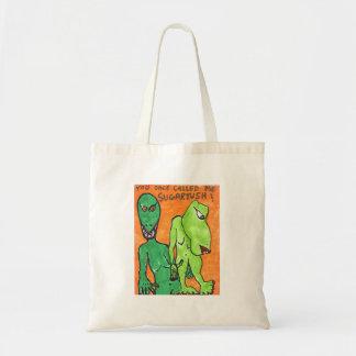 You Once Called Me Sugartush! Tote Bag