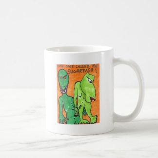 You Once Called Me Sugartush! Basic White Mug