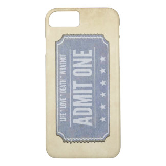 You only get one.  Don't waste it. iPhone 8/7 Case