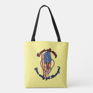 You only get Stronger (Tote) Tote Bag