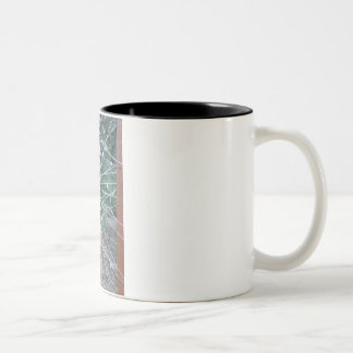 You only live once Two-Tone coffee mug