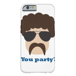 You Party iPhone Case