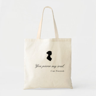 You Pierce My Soul Budget Tote Bag