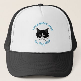 You Play Now! Trucker Hat