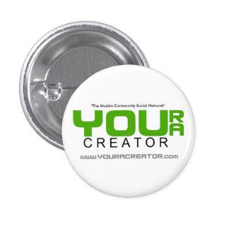 YOU R A CREATOR Button