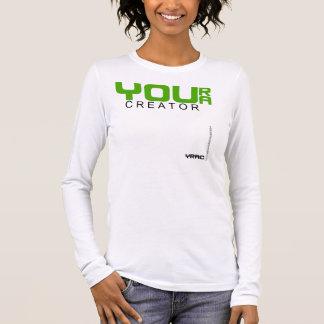 YOU R A CREATOR Ladies Premium  T-Shirt