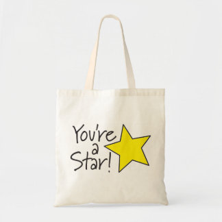 You´re a star Tote Bag